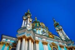 Церковь St Andrew Стоковая Фотография