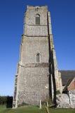 Церковь St Andrew, Covehithe, суффольк, Англия Стоковая Фотография