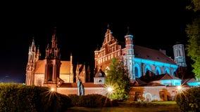 Церковь St Anne Стоковое Изображение RF