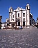 Церковь St Antons, Evora стоковое фото