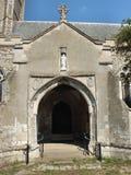 Церковь St Bartholomew, Orford Стоковое Изображение RF