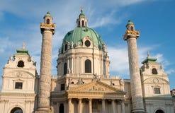 Церковь St Charles Стоковые Фото