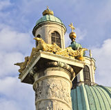 Церковь St Charles Стоковое Фото