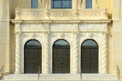 Церковь St Edward римско-католическая, Palm Beach, Флорида стоковое изображение rf
