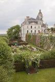Церковь St Florentin Amboise, долина Луары, Франции Стоковая Фотография RF