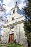Церковь St. George в парке в Загребе 0151 стоковое фото rf