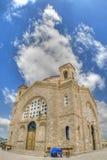Церковь St George в Paphos, Кипре Стоковое фото RF