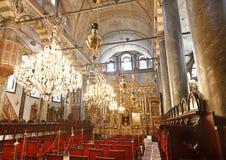 Церковь St. George, Стамбула, Турции Стоковые Фотографии RF