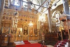 Церковь St. George, Стамбула, Турции Стоковые Изображения