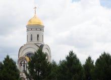 Церковь St. George Стоковое Изображение RF