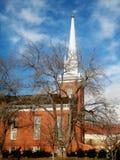 Церковь St. George LDS Стоковые Изображения