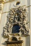 Церковь St Jakub, Праги, чехии стоковое изображение rf