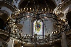 Церковь St James большой Стоковое фото RF