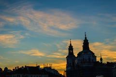 Церковь St James большой Стоковая Фотография