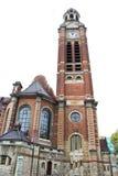 Церковь St Johannes в Malmo, Швеции Стоковое фото RF