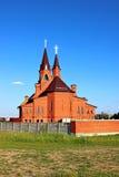 Церковь St Joseph в Бресте стоковая фотография rf
