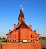 Церковь St Joseph в Бресте стоковая фотография