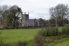Церковь St Laurence стоковые фото