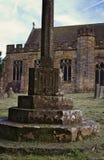 Церковь St Laurence - Hawkhurst - I - стоковое изображение rf