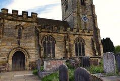 Церковь St Laurence - Hawkhurst - VI - стоковые фото