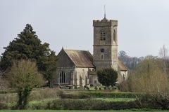 Церковь St Laurence, Longney стоковая фотография