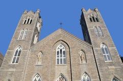 Церковь St Laurent Стоковые Изображения RF