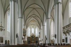 Церковь St Mary, Берлин Стоковое Изображение RF
