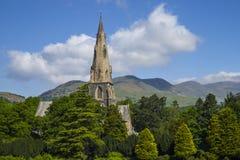 Церковь St Marys в Ambleside Стоковое фото RF