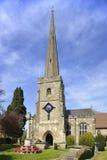 Церковь St Marys, Newent Стоковое Изображение