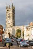 Церковь St Marys, Warwick Стоковая Фотография RF