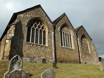 Церковь St Marys, Westerham Стоковая Фотография
