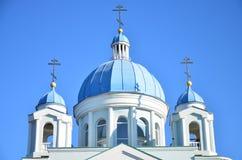 Церковь St Nicholas. Стоковое Изображение