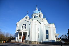 Церковь St Nicholas. Стоковая Фотография RF