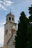 Церковь St Nicholas - Cavtat Стоковая Фотография RF
