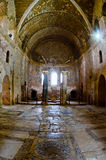 Церковь St Nicholas, Demre. Турция. Myra. Правоверно Стоковые Изображения RF