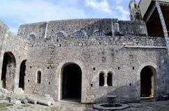 Церковь St Nicholas, Demre. Турция. Myra. Правоверно Стоковые Фото