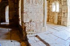 Церковь St Nicholas, Demre. Турция. Myra. Правоверно Стоковое Фото