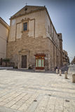 Церковь St. Oliva Стоковое Фото