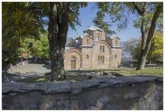 Церковь St Panteleymon в скопье, македонии Стоковые Изображения RF