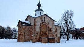 Церковь St Paraskeva-пятницы Стоковое Изображение
