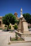 Церковь St. Pauls, Ubeda, Испания. стоковое изображение rf
