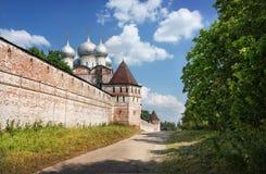 Церковь St Sergius стоковое фото rf
