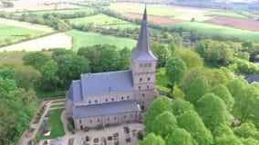 Церковь St Vitus в Elten Стоковое Фото