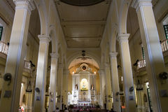 Церковь Stdominic s Стоковые Фото