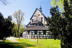 Церковь Swidnica Стоковое Изображение RF