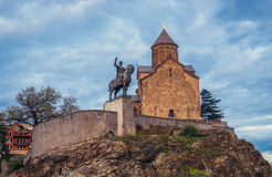 церковь tbilisi Стоковое Изображение