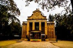 Церковь Teklehaimanot, jugol, Harar, Эфиопия Стоковое Изображение