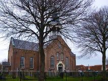 Церковь, Terschelling Стоковое Изображение RF
