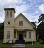 Церковь Thomasville стоковое фото rf
