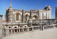 Церковь Tomar, Португалия Стоковые Фото